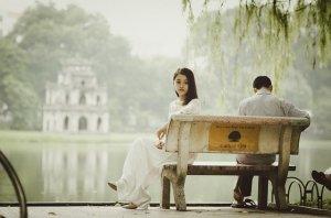 Streit und neue Wege Beziehungen Spannungen